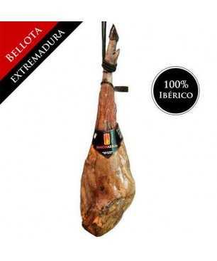 Prosciutto Bellota 100% Pura iberica (Extremadura) - Pata Negra