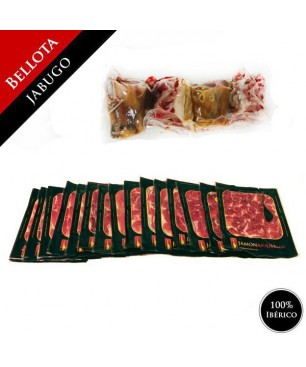 Bellota 100% Ibérico Pata Negra Shoulder - (Jabugo, Huelva) sliced 100g