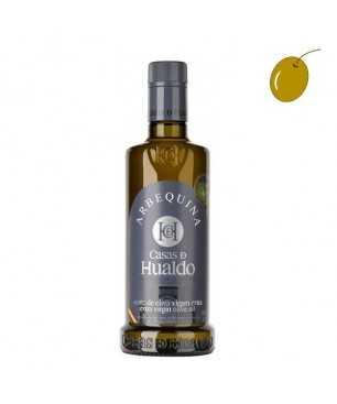 Extra Virgin Olive Oil 100% Cornicabra variety, Casas de Hualdo (500ml)