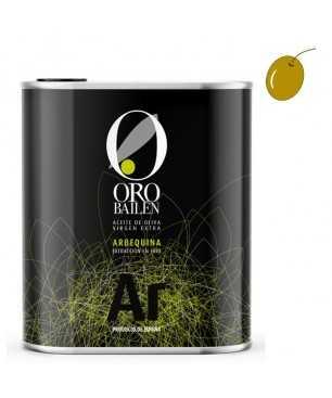 Olio extra vergine di oliva Oro de Bailen 500 ml di Arbequina di Jaén