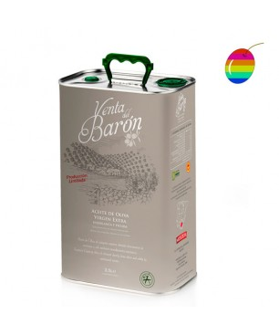 Venta del Barón 500ml, aceite de oliva virgen extra (DOP Priego de Córdova)