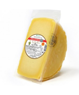 Formaggio Bideki stagionato Latte di pecora latxa, D.O. Idiazabal - 1/2 formaggio