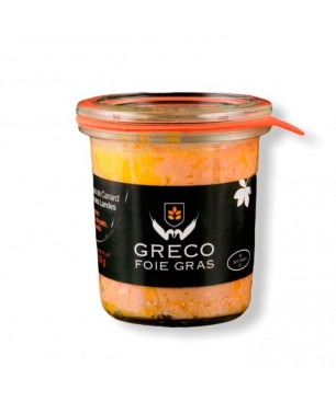 Greco ganze Gänseleberpastete (100 g), IGP Landes