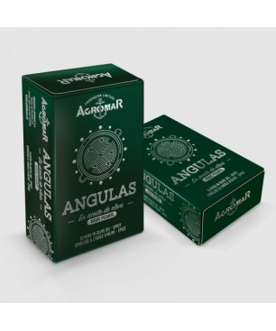 Anguiles a l'oli d'oliva Agromar