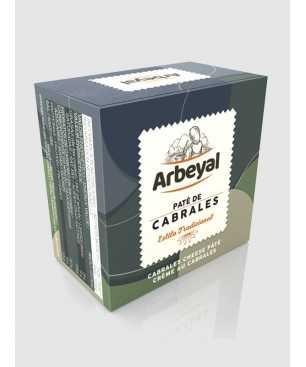 Paté di Cabrales (formaggio di capra) Arbeyal