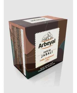 Patè di cinghiale Arbeyal