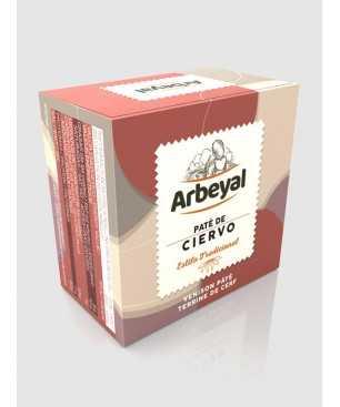 Paté de Ciervo Arbeyal