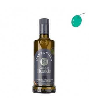 Casas de Hualdo Manzanilla 500ml, Extra Virgin Olive Oil