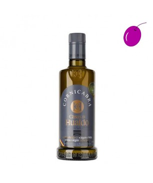 Casas de Hualdo Cornicabra 500ml, Extra Virgin Olive Oil