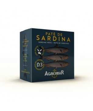 Paté de sardina Agromar