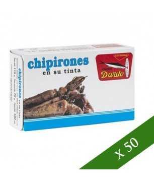 BOX x50 - Seppioline nel suo inchiostro Dardo
