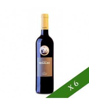 BOÎTE x6 - Emilio Moro Finca Resalso vin rouge, D.O. Ribera del Duero