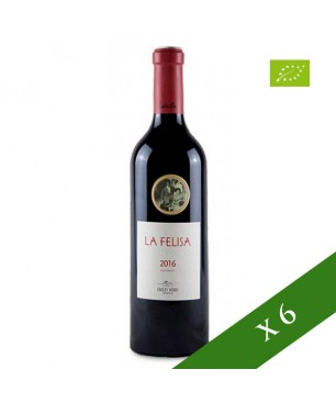 BOX x6 - Emilio Moro La Felisa Bio Crianza Red, D.O. Ribera del Duero