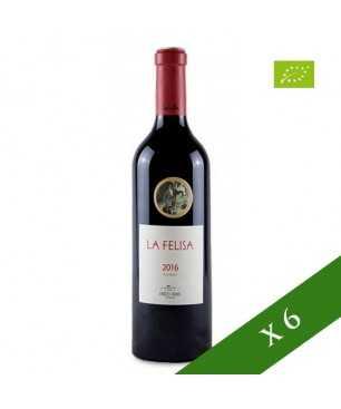 BOX x6 - Emilio Moro La Felisa Organic Crianza Red, D.O. Ribera del Duero
