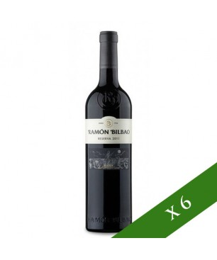 BOX x6 - Ramón Bilbao Reserva, D.O. Rioja