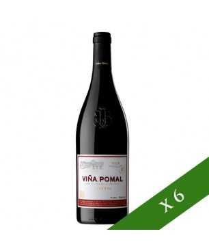 BOÎTE x6 - Viña Pomal Reserva, AO Rioja