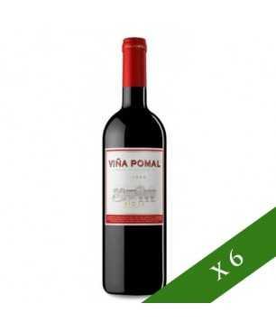 BOÎTE x6 - Viña Pomal Crianza, AO Rioja
