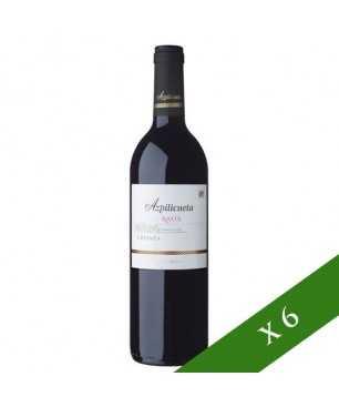 BOÎTE x6 - Azpilicueta Crianza, DO Rioja