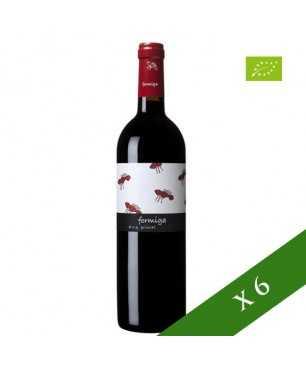 BOX x6 - Formiga de Vellut ecological, Crianza , D.O.Qa. Priorat