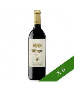 BOÎTE x6 - Muga Crianza, AO Rioja
