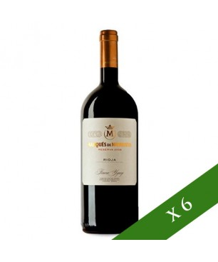 BOÎTE x6 - Marqués de Murrieta Reserva D.O. Rioja