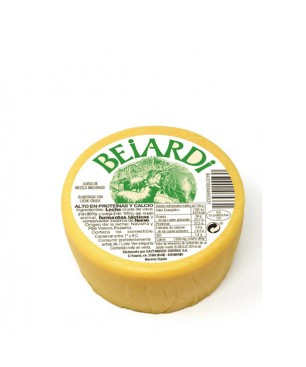 Beiardi matured cheese sheep and cow raw mixed milks