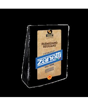 Formatge Parmiggiano (Parmesa) Regiano TROÇ Zannetti 1,2 Kg