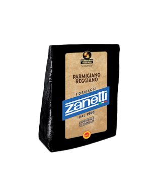 Parmiggiano (Parmesan) Regiano Cheese PORTION Zanneti 1.2kg