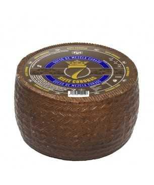 Käse ausgereift gemischt (Schaf, Ziege und Kuh) 7 coronas GANZE 3 kg