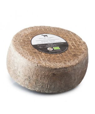 Fromage de chèvre artisanal et bio El Garet Gran 3 kg.