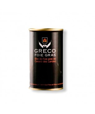 Foie gras bloccare Greco (190g), IGP Landes