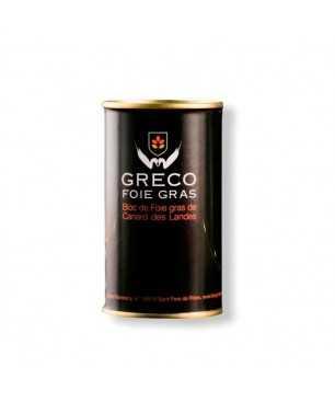 Greco ganze Gänseleberpastete (190 g), IGP Landes