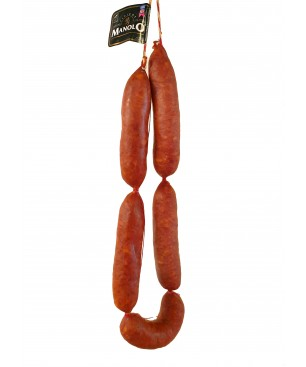 """""""Choricitos"""" from León spicy for frying (1Kg ave.)"""