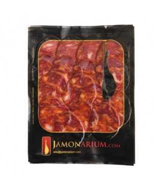 Iberischer bellota Chorizo geschnitten (Scheiben)