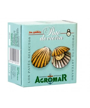 Agromar common Scallop paté