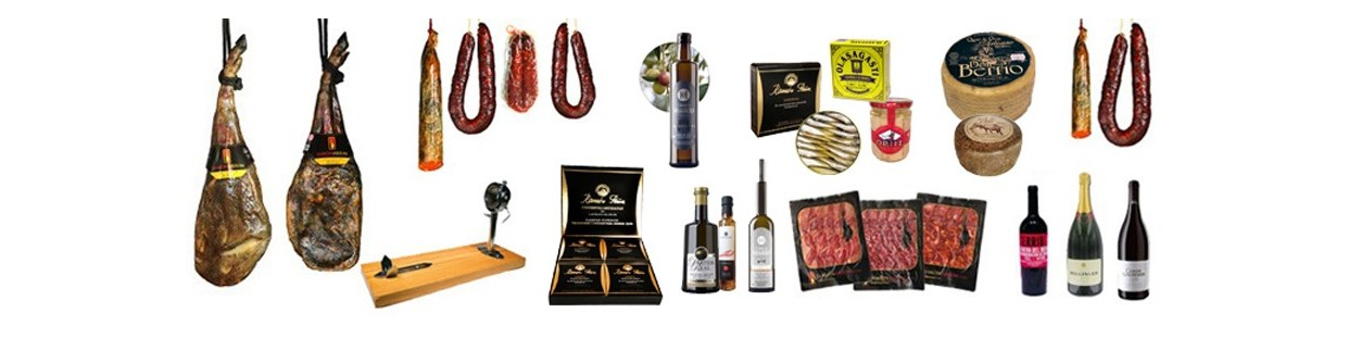 regalar productos gourmet delicatessen