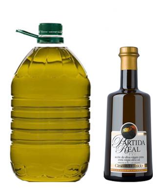 Tipos de aceite: Calidades del aceite de oliva