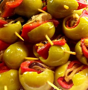 tipos de aceitunas españolas