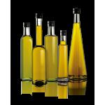 envases para el aceite de oliva vidrio, lata