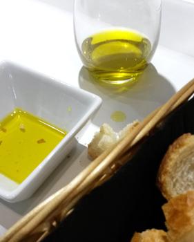 Me gusta el aceite de oliva de sabor