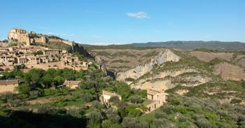 Zonas de producción de aceite de oliva en España
