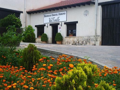 historia tradicion bodega ismael arroyo Ribera Duero