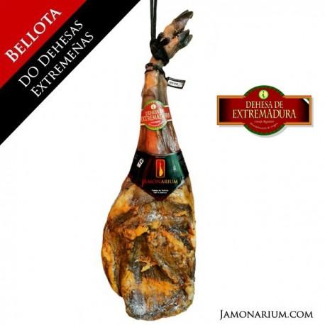 Bellota 100% puro ibérico pata negra shoulder DO Dehesa de Extremadura