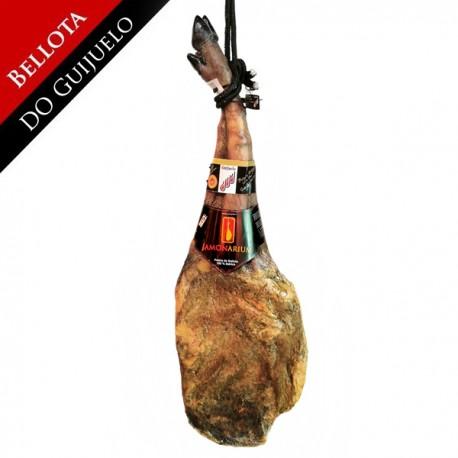 Comprar espatlla bellota 100% pura ibèrica DO Guijuelo pata negra aquí