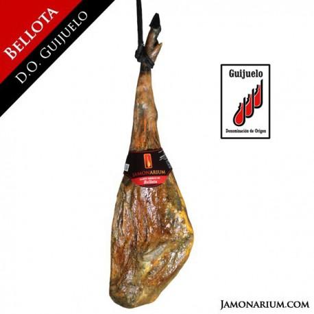 Comprar jamón bellota 100% ibérico D.O. Guijuelo pata negra online