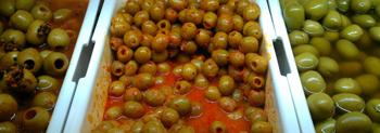 Olivensorten Olivenöl