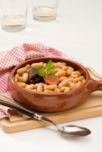 recipes chorizo fabada asturiana