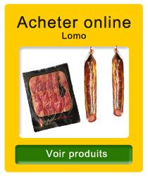 acheter lomo iberique bellota serrano