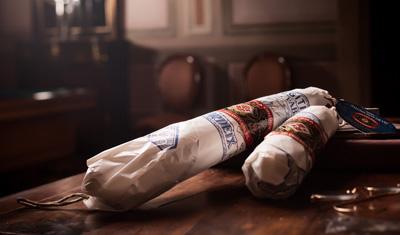 traditional vic sausage casa riera ordeix