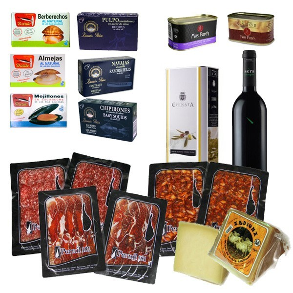 How to buy and ship Spanish gourmet products to Europe
